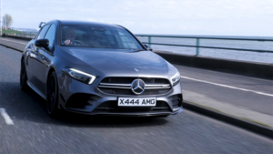 AMG A35 4MATIC review image