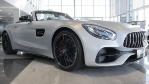 Mercedes-Benz AMG GTC Roadster Review Image