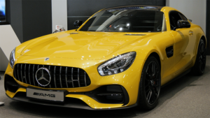 Mercedes-Benz AMG GTS Coupe Review Image