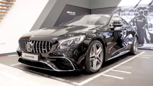 Mercedes-Benz AMG S63 Coupe Review Image