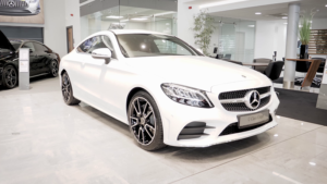 Mercedes-Benz C220D AMG Line Coupe Review Image