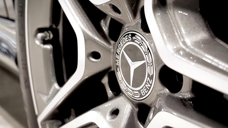 Mercedes-Benz C200 AMG Line Estate Review Wheel
