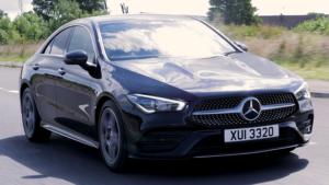 Mercedes Benz CLA 200 AMG Promo Image