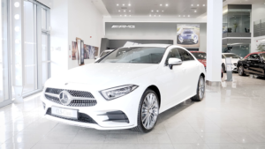 2019 Mercedes-Benz CLS 350D AMG Line Coupe