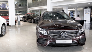 2019 Mercedes-Benz E-Class AMG Line Coupe