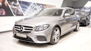 Mercedes-Benz E220D AMG Line Estate Review Image