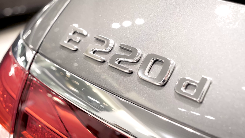 Mercedes-Benz E-Class AMG Line Estate - 02 for web