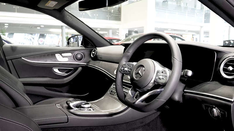 E-Class Line Estate Interior