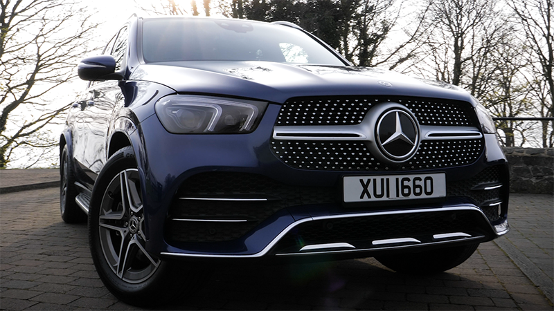 GLE 300D 4MATIC AMG Front