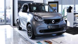 2019 Mercedes-Benz Smart ForTwo