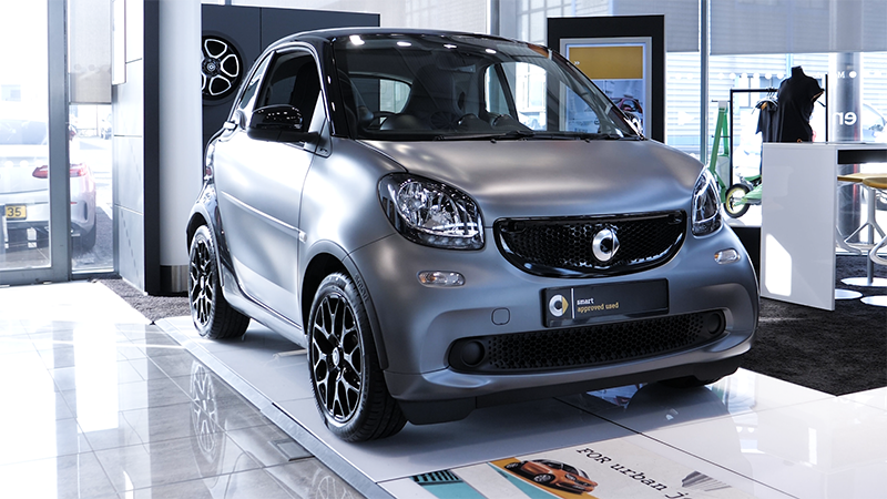 2019 Mercedes-Benz Smart ForTwo