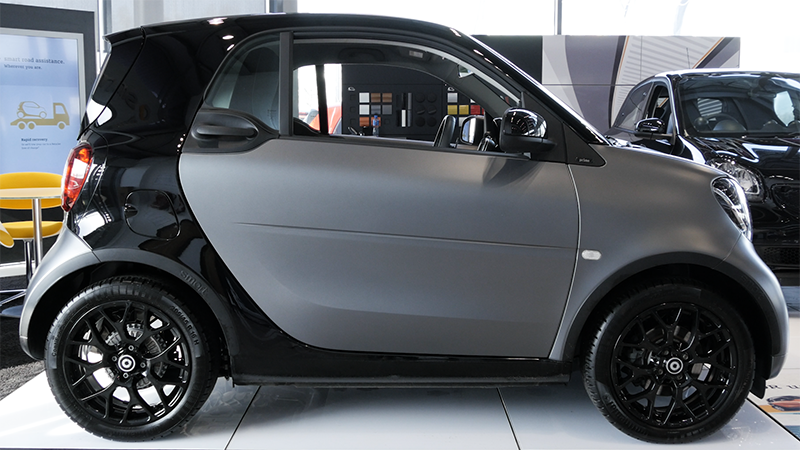 Mercedes-Benz Smart Fortwo - 05 for web